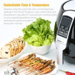 SimpleTaste-1400W-Multi-function-Electric-Air-Fryer-with-Rapid-Air-Circulation-Technology-Smart-Programs-with-Automatic-and-Manual-Timer-Temperature-Controls-32-QT-0-1