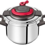 T-fal-pressure-cooker-Kuripuso-arch-one-touch-opening-and-closing-IH-corresponding-paprika-Red-6L-P4360732-0-0
