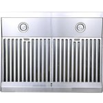 Tatsumaki-30-TA-S18-Contemporary-Design-Range-Hood-w-860-CFM-Touch-Screen-Baffle-Filters-0-1