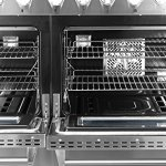 Thorkitchen-HRD4803U-48-Freestanding-Professional-Style-Dual-Fuel-Range-with-42-and-25-cu-ft-Double-Oven-6-Burners-Griddle-Convection-Fan-Stainless-Steel-0-2
