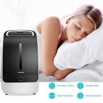 URPOWER-Humidifier-5L-Large-Capacity-Whisper-quiet-Operation-Cool-Mist-Ultrasonic-Humidifier-Waterless-Auto-Shut-off-with-Adjustable-Mist-Mode-for-Home-Bedroom-Babyroom-Office-0-1