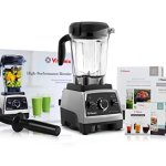 Vitamix-750-Heritage-G-Series-Blender-with-64-Ounce-Container-Introduction-to-High-Performance-Blending-Recipe-Cookbook-Getting-Started-DVD-QuickStart-Guide-Low-Profile-Tamper-0