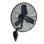 Wet-Location-Fan-w-Designer-Wall-Mount-24-Precision-Aluminum-Blades-Oscillating-3-Speeds-Commercial-Grade-IndoorOutdoor-by-Misting-Direct-0