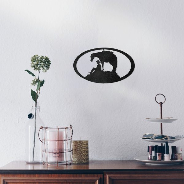 black-horse-and-cowboy-oval-over-makeup-table-scaled