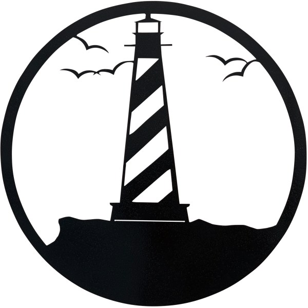 lighthouse-circle-black