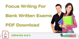 Focus-Writing-For-Bank-Written-Exams-PDF-Download