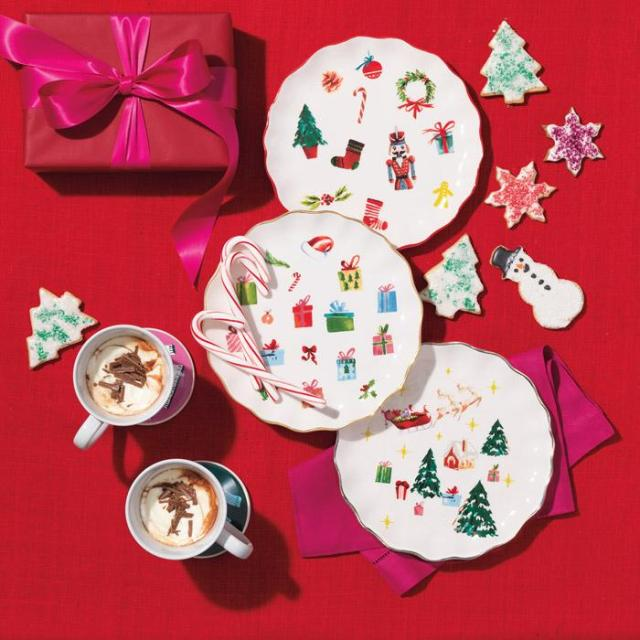avon 2017 collectible christmas plates