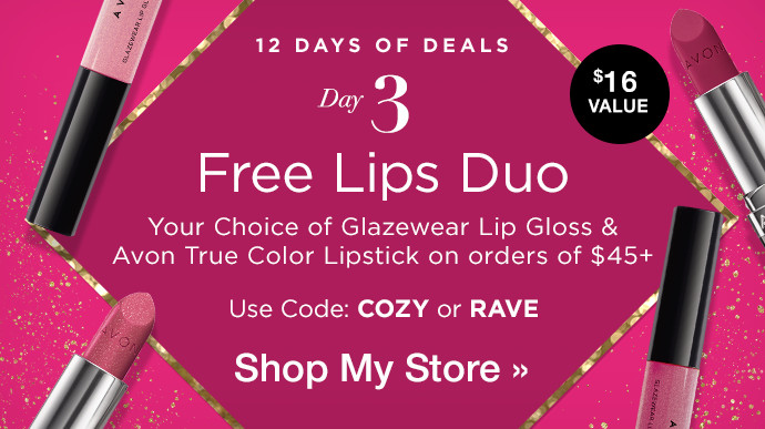 Image result for 12 days of deals avon 2017 day 3