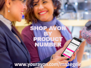 Shop Avon by Product Number