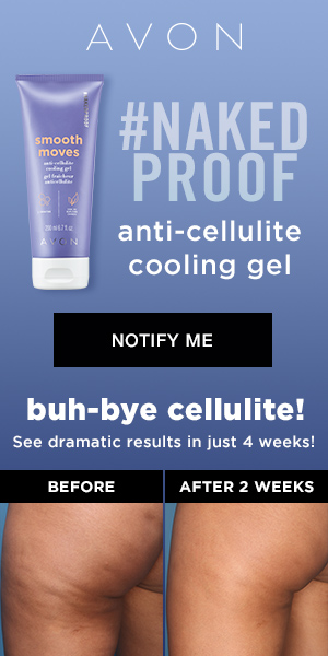 Smooth Moves by Avon | Cellulite Cream