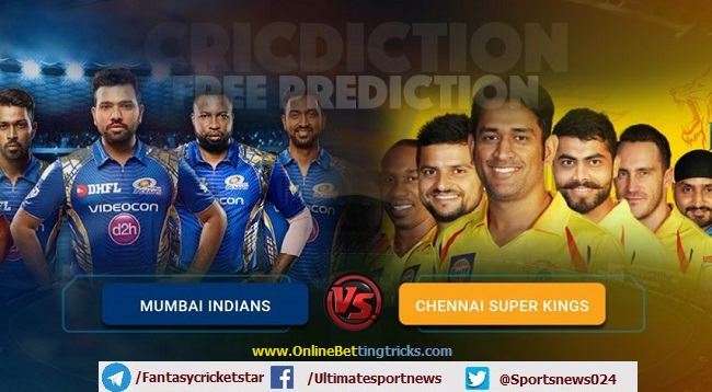 MI VS CSK Betting