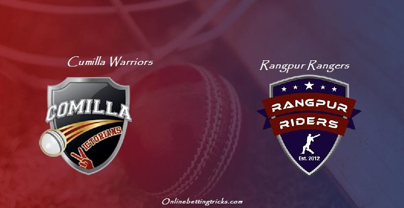 CW VS RPR