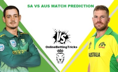 South Africa Vs Australia 1st ODI