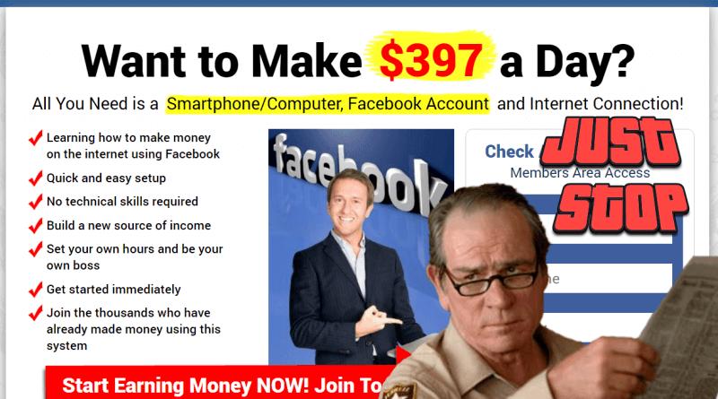 Hacer dinero rápido estafa