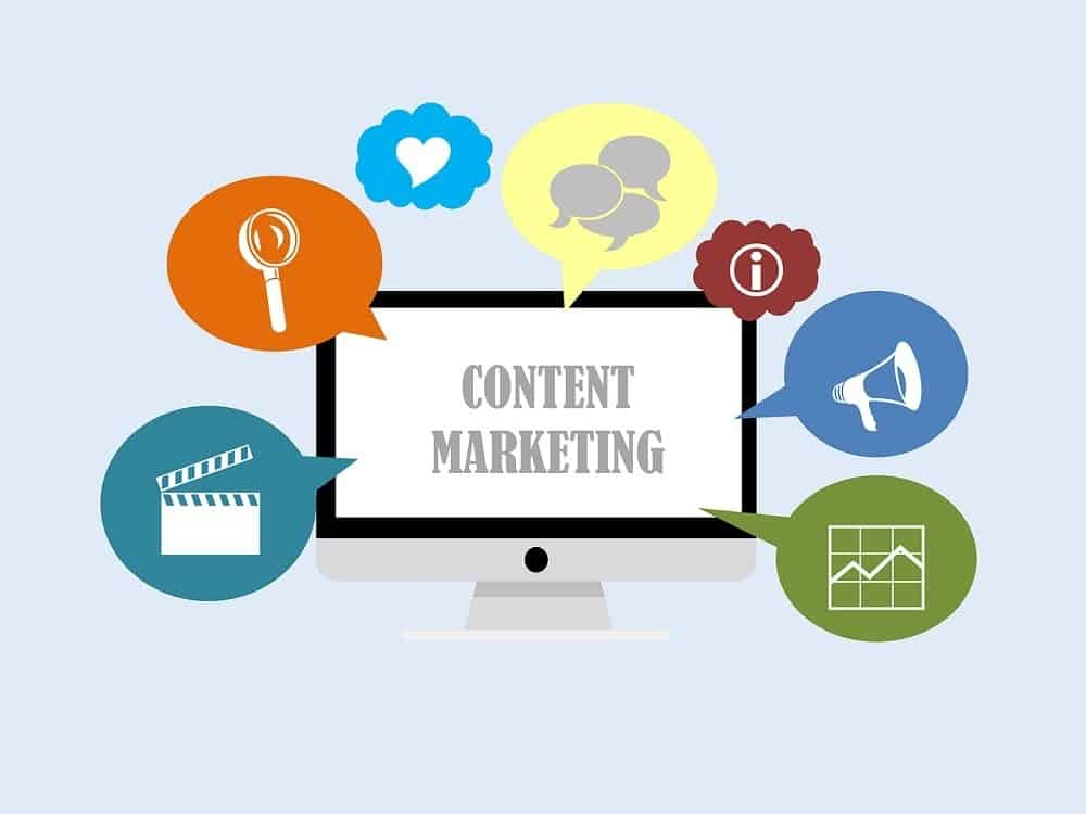 content marketing per il tuo primo post sul blog