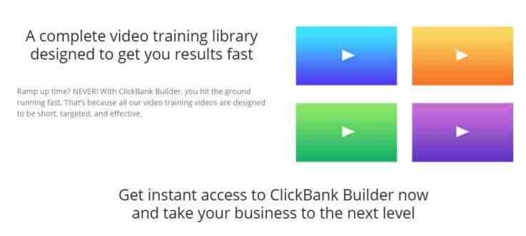 Clickbank Video tutorials for free