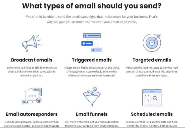 Email segmentation and dynamic content