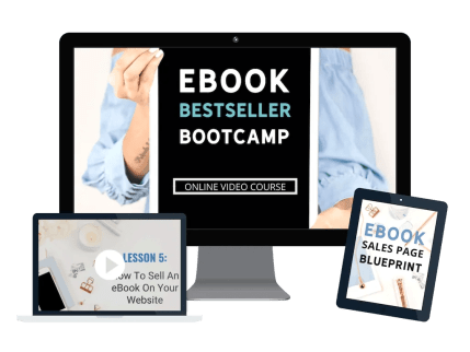 Ebook Bestseller booktcamp graphic