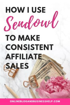 How I Use Sendowl to Make Consistent Affiliate Sales