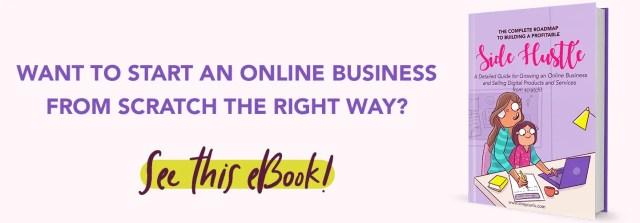 Side Hustle Roadmap Ebook