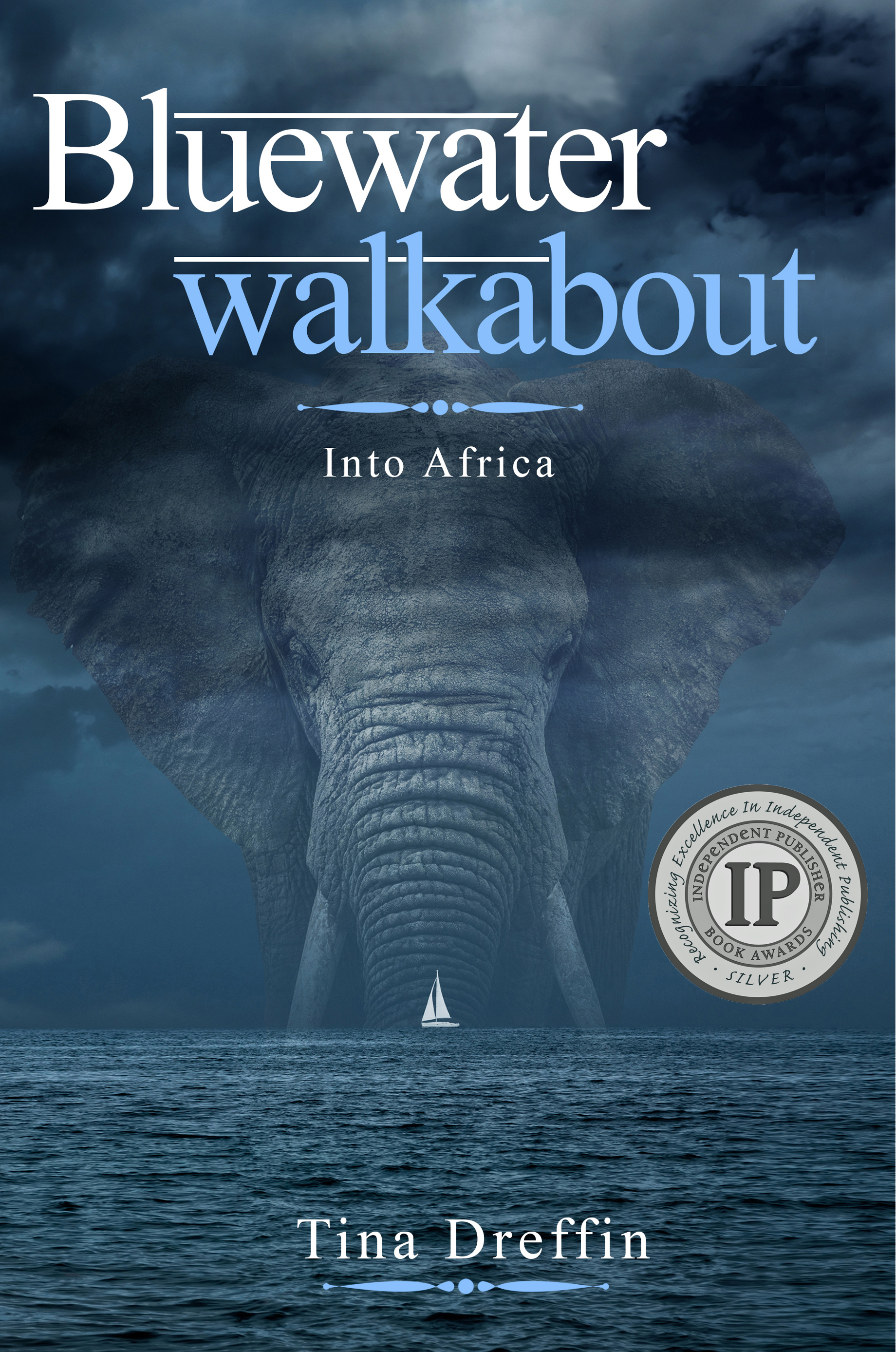 Bluewater Walkabout By Tina Dreffin On Bookshelves