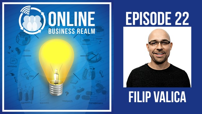 Online Business Realm Podcast Episode 22