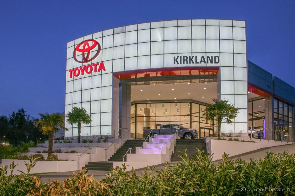 Toyota of Kirkland, WA