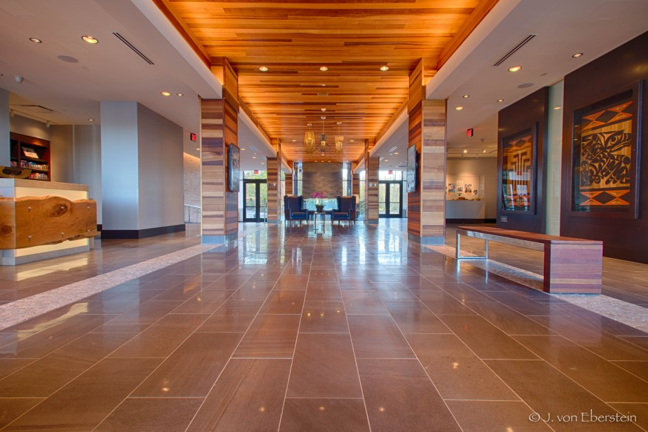 Lobby Entrance, Point Casino Hotel, Kingston, WA