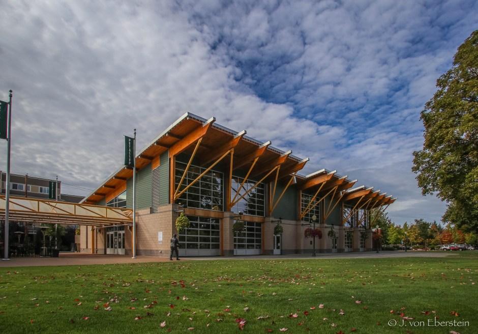 Pioneer Park Pavilion, Puyallup, WA