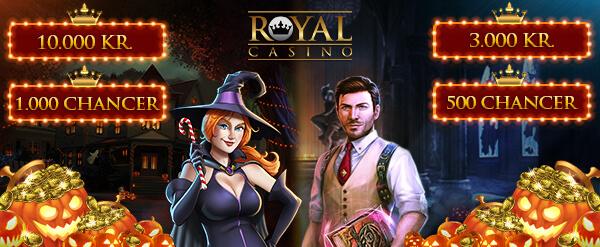 Koninklijk Casino Halloween