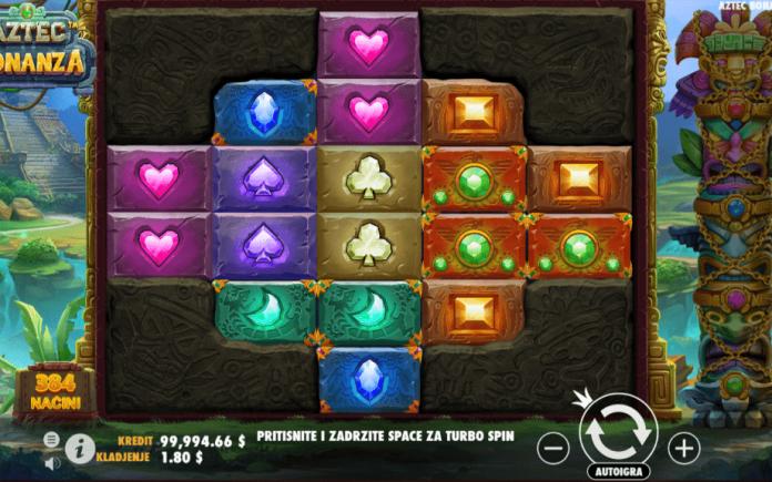 Aztec Bonanza, Pragmatic Play, Online Casino Bonus