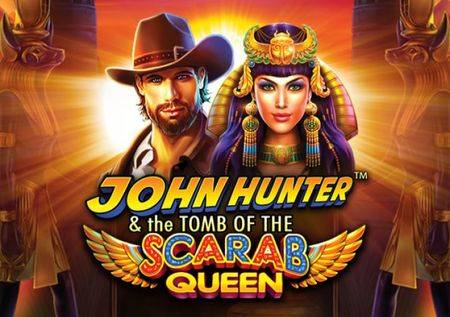 John Hunter and the Tomb of the Scarab Queen!