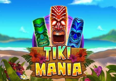 Tiki Mania vas vodi na osunčane polinezijske plaže!