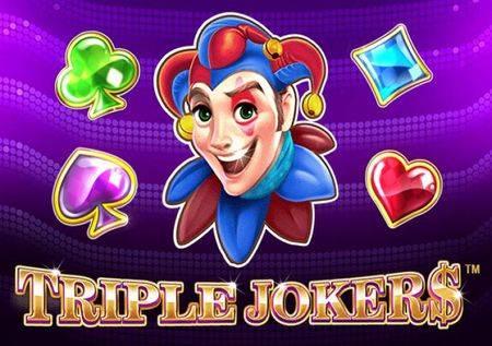 Triple Jokers – slot koji vas vodi u Las Vegas!