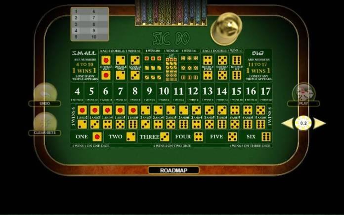 Sic Bo, Habanero, Online Casino Bonus