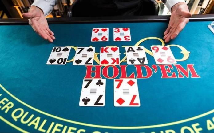 Casino Hold'em, poker, online casino bonus
