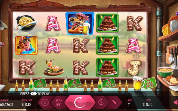 Piggy Party, online casino bonus