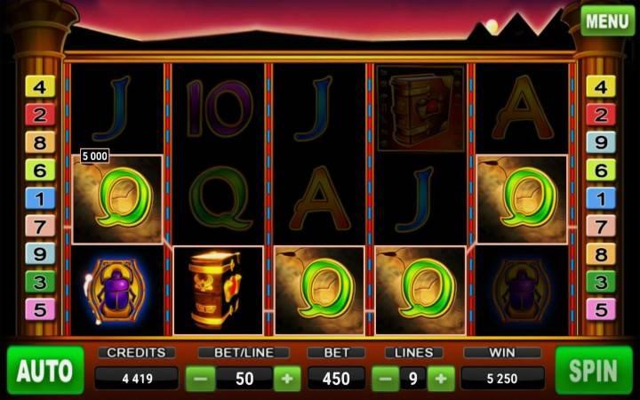Top 5 najpopularnijih online slot igara, Book of Ra Classic, online casino bonus