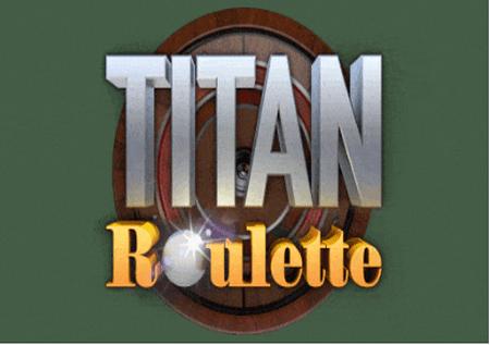 Titan Roulette – klasičan rulet na online način!