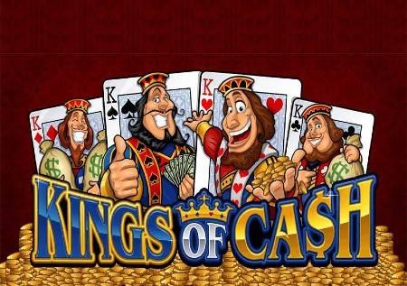 Kings of Cash – postanite kraljevi velikog bogatstva!