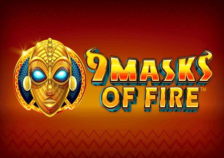 9 Masks of Fire – divlji bonusi na domorodački način!