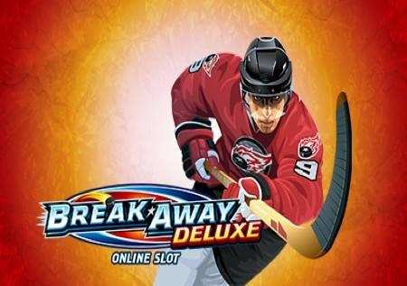 Break Away Deluxe – hokej na ledu donosi  dobitke!
