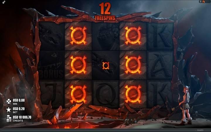 Online Casino Bonus, Balkan Casino, Dragon's Myth