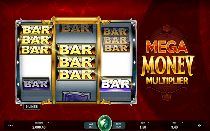 Mega Money Multiplier, Microgaming