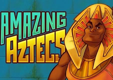 Amazing Aztecs – nesvakidašnji slot sa posebnom funkcijom!