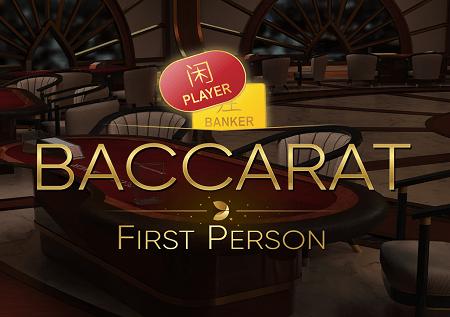 First Person Baccarat – virtuelna francuska igra na sreću!
