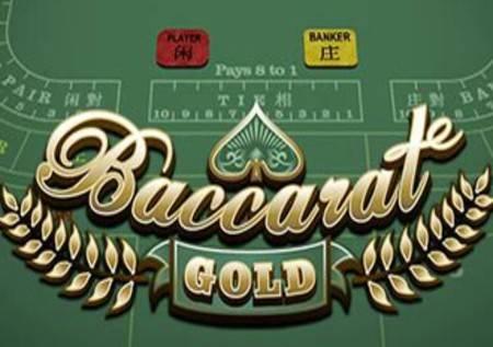 Baccarat Gold – igra za stolom koja donosi novitete!