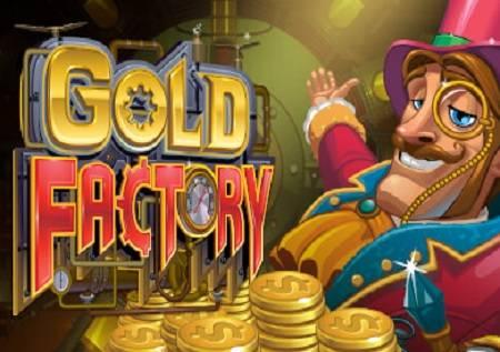 Gold Factory vas vodi u srce fabrike i daruje bonusima!
