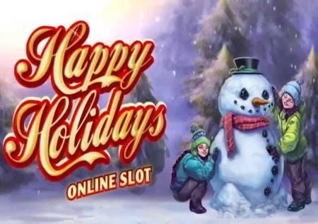 Happy Holidays – praznična atmosfera u video slotu