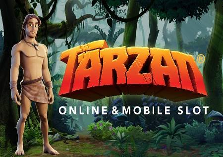 Tarzan – neukrotiva priroda džungle daruje bonusima!